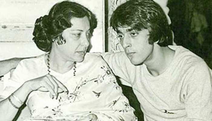 Sanjay Dutt को लेकर उनकी मां Nargis को था इस बात का डर!