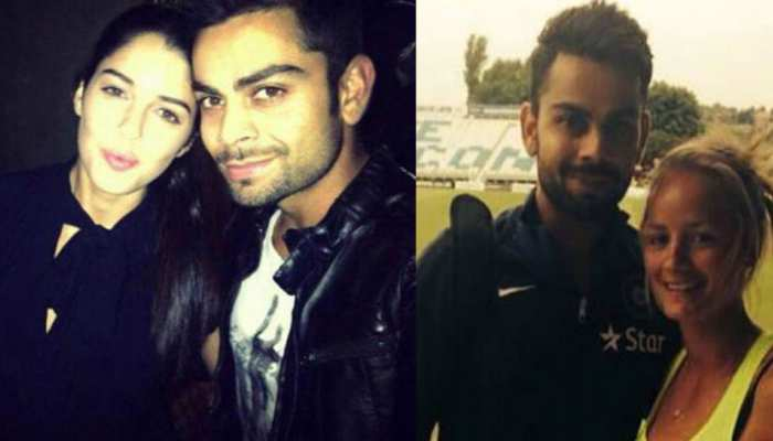 Virat Kohli dated these 4 gorgeous actresses before marrying Anushka Sharma