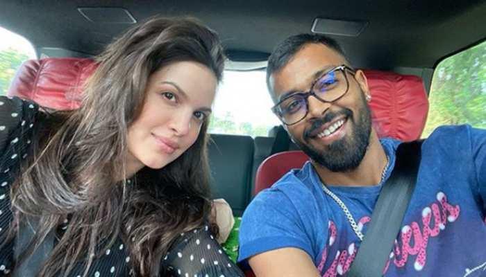 गर्लफ्रेंड Natasa Stankovic की तारीफ करते हुए Hardik Pandya ने शेयर की ये खूबसूरत PHOTO