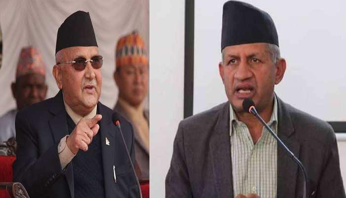 नेपाल के विदेश मंत्री ने पीएम केपी शर्मा को दी कड़ी नसीहत