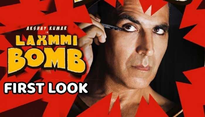 'लक्ष्मी बॉम्ब' में निभा रहे ट्रांसजेंडर की भूमिका पर अक्षय कुमार ने कहीं यह बात