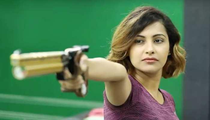 चाइनीज ऐप के बैन से खुश हैं शूटर Heena Sidhu, TikTok को लेकर कह डाली यह बात