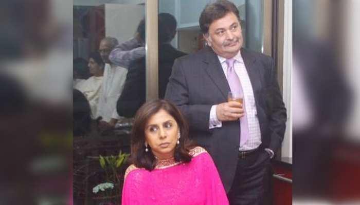 Rishi Kapoor की तस्वीर को शेयर करते हुए भावुक हुईं Neetu Singh, वायरल हुई पोस्ट