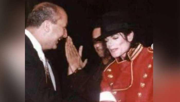 Anupam Kher की Michael Jackson के लिए ऐसी थी दीवानगी, तोड़ा था बैरीकेड
