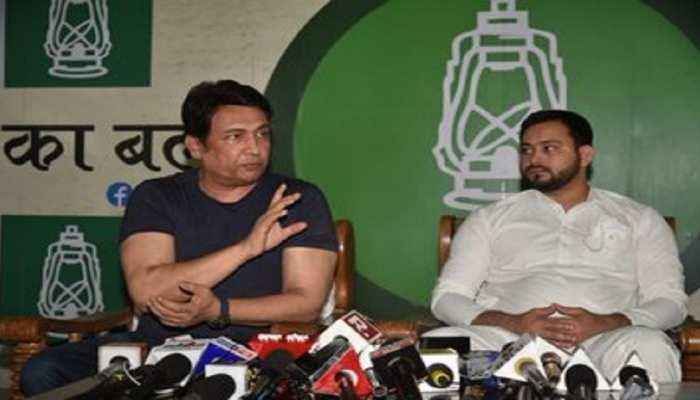 बिहार: सुशांत सिंह राजपूत की मौत को लेकर तेजस्वी से मिले अभिनेता शेखर सुमन