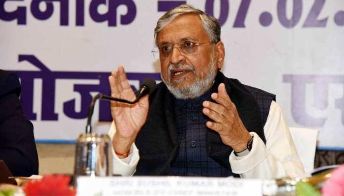 बिहार: सुशील मोदी के बयान पर कांग्रेस का पलटवार, कहा-अपने गिरेबां में झाकें डिप्टी CM