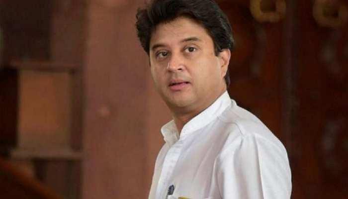 MP: मंत्रिमंडल विस्तार से पहले सिंधिया का ट्वीट, इशारों-इशारों में साधा कांग्रेस पर निशाना