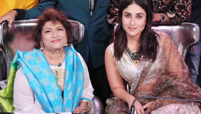जब करीना कपूर के खराब डांस पर Saroj Khan ने फोन पर कह डाली थी बड़ी बात