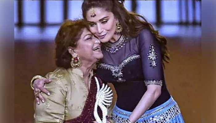 डांस गुरु Saroj Khan के निधन की खबर से टूट गईं Madhuri Dixit, लिखा ऐसा पोस्ट