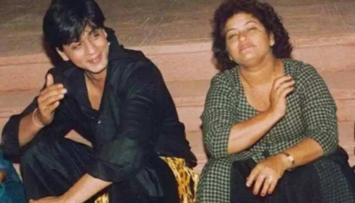 शाहरुख खान ने अपनी पहली गुरु सरोज खान को दी विदाई, लिखा इमोशनल संदेश