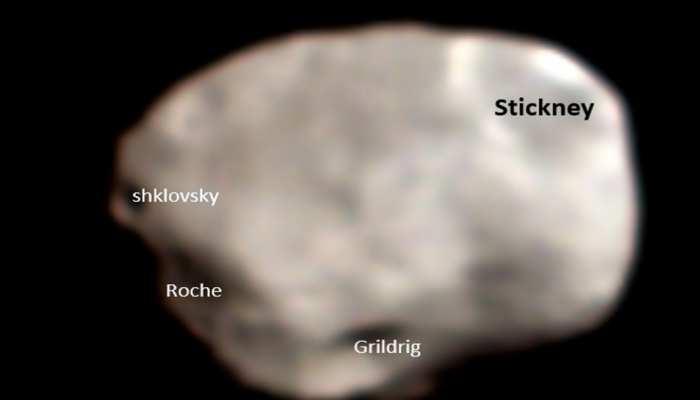 देखिए, मंगल के सबसे करीबी और बड़े चंद्रमा फोबोस का शानदार नजारा, ISRO ने जारी की तस्वीरें