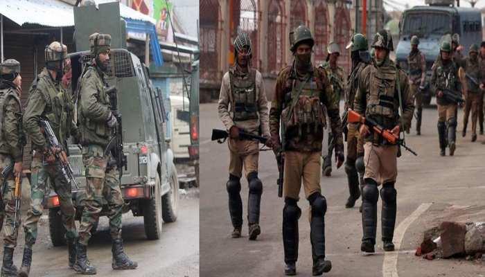 जम्मू कश्मीर में आतंक का सफाया, कुलगाम में ढेर किया गया एक आतंकी