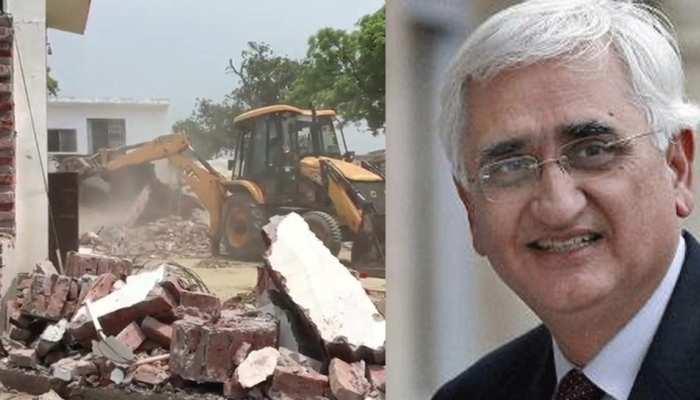 Vikas Dubey Update: सलमान खुर्शीद को 'दुबे का किला' ढहने से दिक्कत... कांग्रेस ने झाड़ा पल्ला