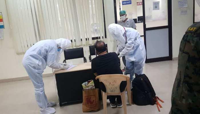 झारखंड: पेयजल एवं स्वच्छता मंत्री मिथिलेश ठाकुर हुए कोरोना संक्रमित, रिम्स में चल रहा इलाज