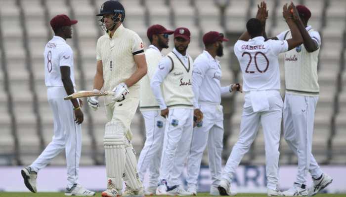 ENG vs WI पहला दिन: साउथैम्पटन टेस्ट में बारिश के दखल के बीच इंग्लैंड की धीमी शुरुआत