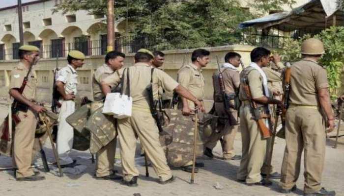लखनऊ में पुलिस ने मुठभेड़ के दौरान पकड़ा 12 साल से फरार बदमाश