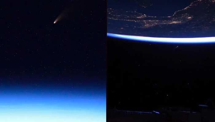 हैरतअंगेज घटना! अंतरिक्ष में ऐसी 'आतिशबाजी' नहीं देखी होगी, कैद हुईं दुर्लभ तस्वीरें