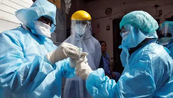 Coronavirus: आज फिर आए तोड़ रिकॉर्ड मामले, कुल मरीज़ों की तादाद हुई 767296