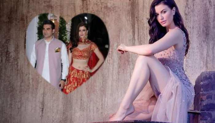 Arbaaz Khan's girlfriend Giorgia Andriani profile with photos