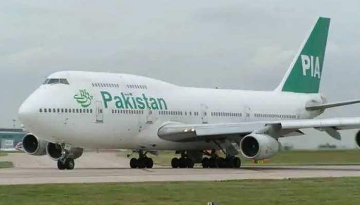 पाकिस्तान को बड़ा झटका, अमेरिका ने पाकिस्तान इंटरनेशनल एयरलाइंस की उड़ानों पर लगाया प्रतिबंध