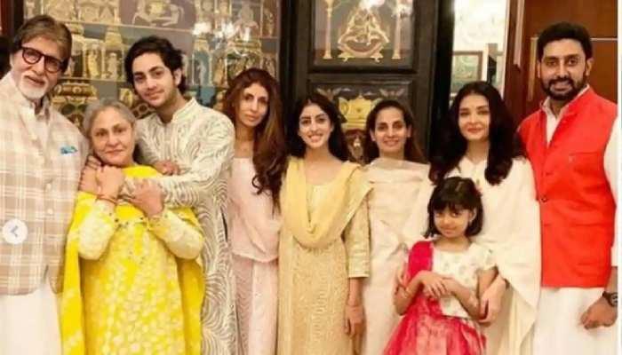 अमिताभ बच्चन के नाती अगस्त्य नंदा कर सकते हैं फिल्मों में डेब्यू