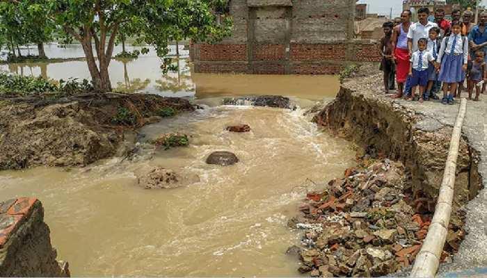 उत्तर बिहार और सीमांचल में बाढ़ के मद्देनजर जल संसाधन विभाग ने पूरी की तैयारी