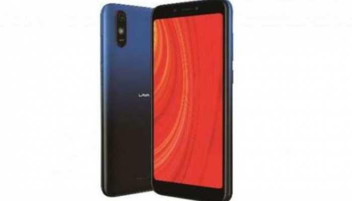 मार्केट में आया 'मेड इन इंडिया' स्मार्टफोन Lava Z61 Pro, जानें कीमत और फीचर्स