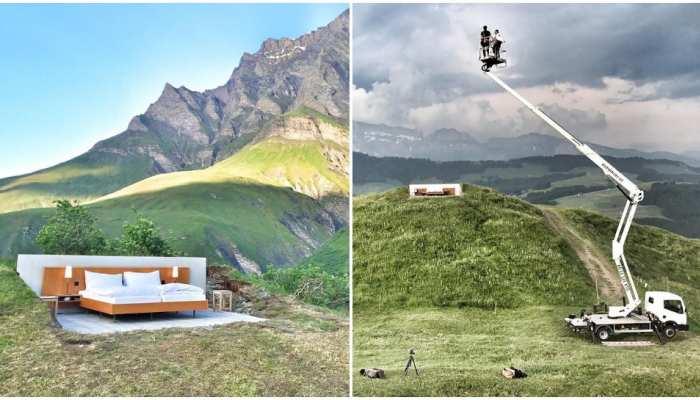अरे! इस होटल में तो न छत है न दीवारें, जानें यहां रहने के लिए खर्च करने होंगे कितने रुपये