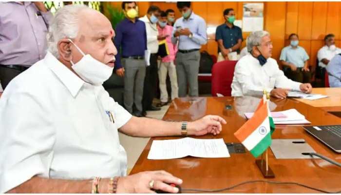 कर्नाटक सरकार ने बेंगलुरू में 14 जुलाई से एक सप्ताह के Lockdown की घोषणा की
