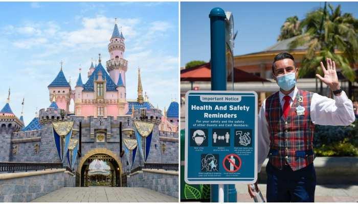 काम की खबर! इन नियमों के साथ पर्यटकों के लिए खोल दिया गया है 'डिज्नीलैंड'