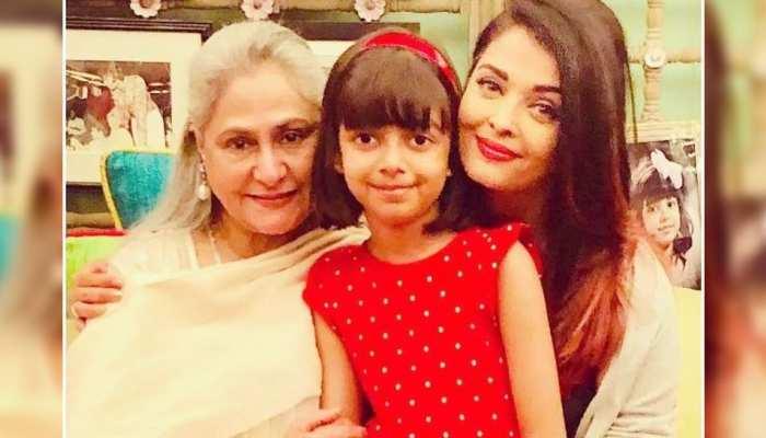 ऐश्वर्या, जया और आराध्या बच्चन की Swab रिपोर्ट निगेटिव आई