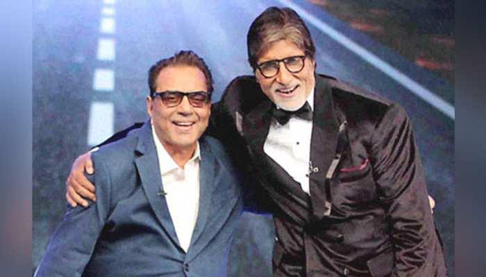 'जय' के लिए भावुक हुए 'वीरू', धर्मेंद्र ने अमिताभ बच्चन के लिए मांगी दुआ