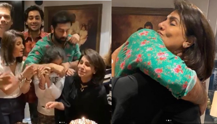 Neetu Kapoor birthday party pics goes viral