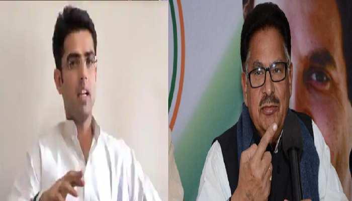 राजस्थान: कांग्रेस नेता पीएल पुनिया का बयान, 'सचिन पायलट अब भाजपा में हैं'