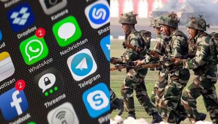सेना के जवानों के सोशल मीडिया ऐप के इस्तेमाल पर रोक के खिलाफ HC में याचिका दाखिल