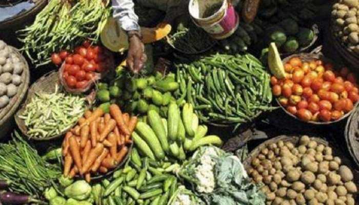सब्जियों, खाद्य पदार्थों ने बढ़ा दी महंगाई दर, 6 फीसदी के पार पहुंची
