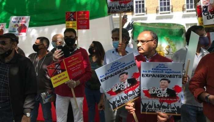 पाकिस्तानियों ने भी किया चीन का विरोध, गाया भारतीय राष्ट्रीय गीत 'वंदे मातरम'