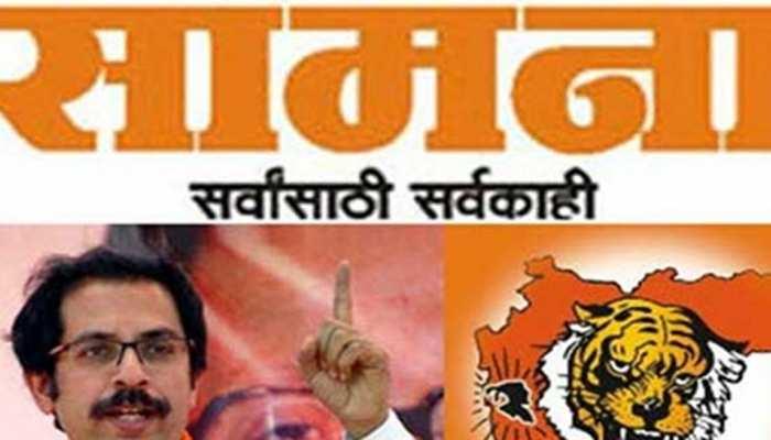 शिवसेना के मुखपत्र सामना में BJP और सचिन पायलट पर साधा गया निशाना