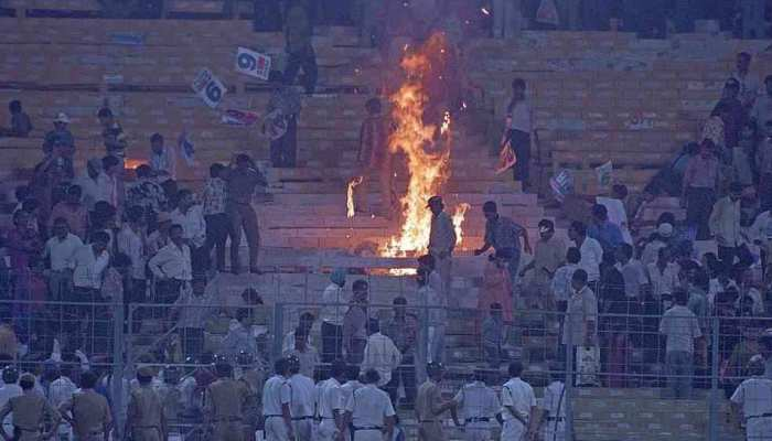 5 instances of fan voilence during cricket matches