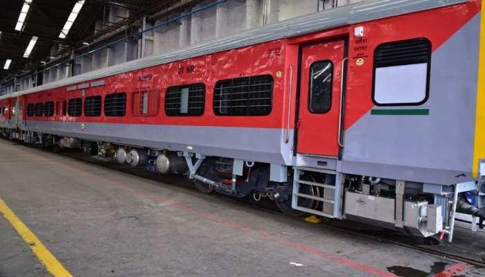Indian Railways prepares Post Covid Rail Coaches for coronavirus free and safe journey