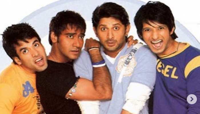 Entertainment News: फिल्म 'गोलमाल' के 14 साल पूरे, अरशद वारसी, तुषार कपूर ने याद किया