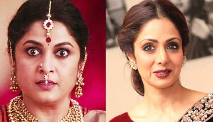 'बाहुबली' में श्रीदेवी करने वाली थीं शिवगामी का रोल, इसलिए ठुकरा दी थी फिल्म