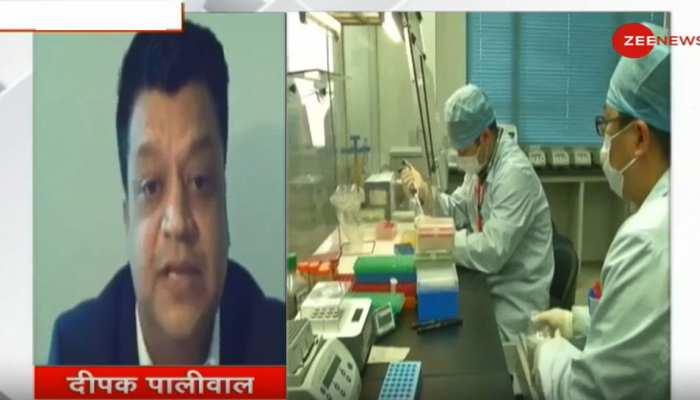 कोरोना वैक्सीन: ZEE NEWS से बोले दीपक पालीवाल - कई जिंदगियां बचाने के लिए दांव पर लगाई जान