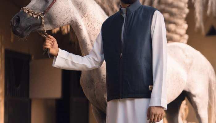 PAK का कारपेंटर जो सऊदी अरब का बन गया फेमस मॉडल, देखें तस्वीरें