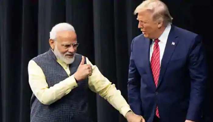 चीन विवाद पर भारत के साथ फिर खड़ा हुआ अमेरिका, ट्रंप ने दिया ये बयान