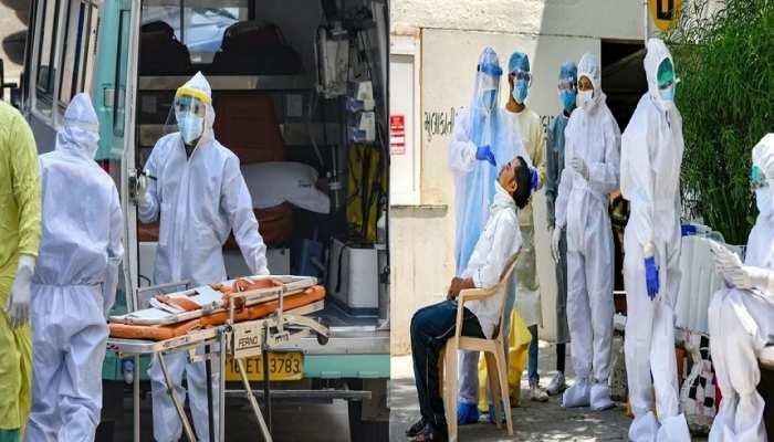 कोरोना से हाहाकार: रिकॉर्ड तोड़ रहा वायरस, देश में 26 हजार से अधिक लोगों की मौत