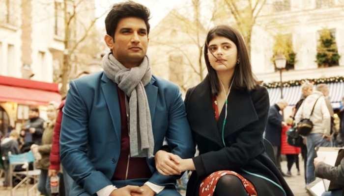 देखिए 'Dil Bechara' का तीसरा गाना 'खुलके जीने का', रिलीज होते ही हुआ वायरल