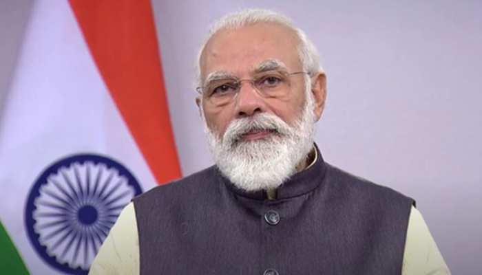 COVID-19: PM मोदी ने 7 राज्यों के मुख्यमंत्रियों से की बात, यहां जानें पूरी डिटेल