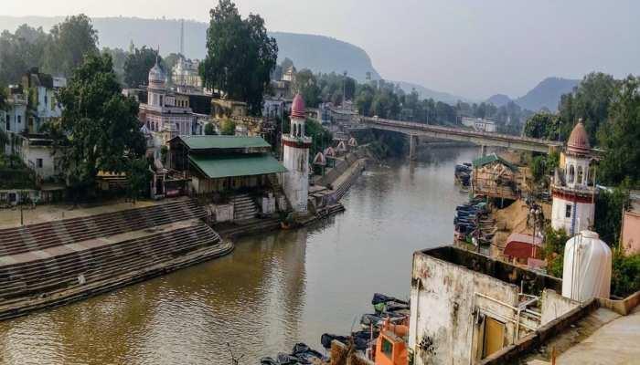 कोरोना काल में सावन की सोमती अमावस्या पर पहली बार सूनी रही भगवान श्रीराम की तपोस्थली चित्रकूट