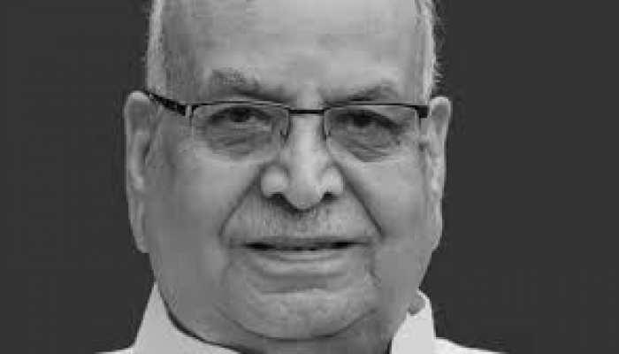 यूपी के कद्दावर नेता और मध्य प्रदेश के राज्यपाल लालजी टंडन का अंतिम संस्कार शाम साढ़े 4 बजे